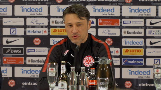 """Kovac: """"Haben noch Ziele, Wünsche, Träume"""""""