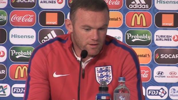 """Rooney: """"Keine Zeit, verschwenderisch zu sein"""""""