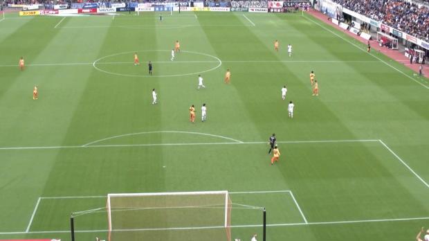 J-League: Omae kopiert Carsten Jancker
