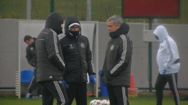 LDC - Quarts, Chelsea, Mourinho s'en prend � ses attaquants