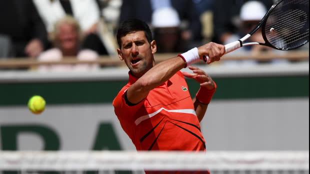 "Basket : Roland-Garros - Forget - ""Djokovic ne nous a rien imposé"""