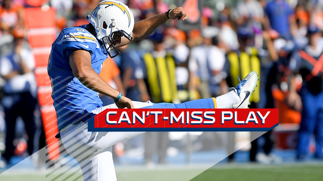 Can't-Miss Play: Drew Kaser's 69-yard punt comes to dead stop at 1-yard line