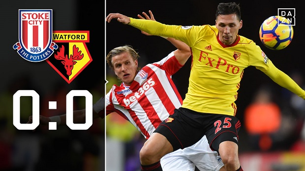 Stoke City - Watford
