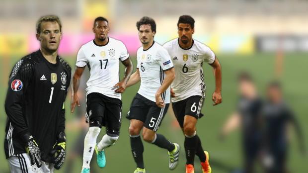 Neuer der Boss! Das Machtgefüge im DFB-Team