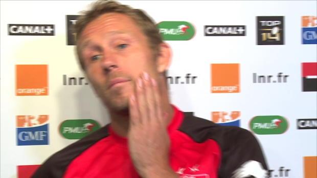 Top 14 - Finale : Wilkinson : 'Toulon a chang� ma vie'
