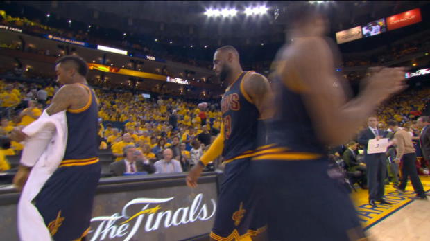 Cavaliers vs. Warriors, Game 5 Recap
