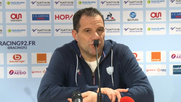 Top 14 - 17e j. : Labit : 'Content du comportement de Teddy sur le terrain'