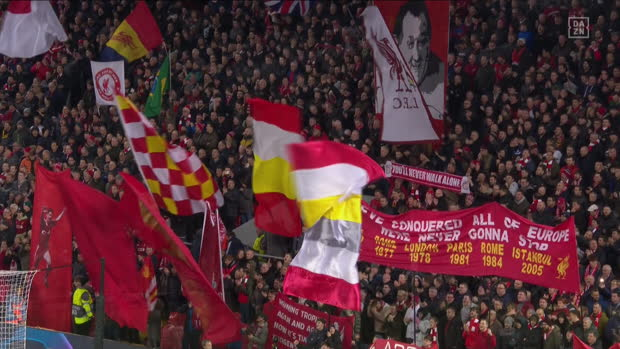 UEFA Champions League: Liverpool - Neapel | DAZN Highlights