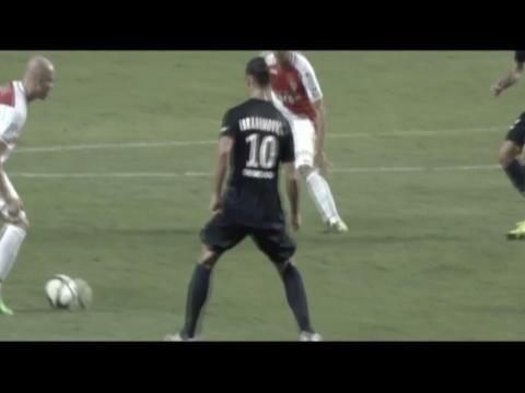 Monaco - PSG 0-3