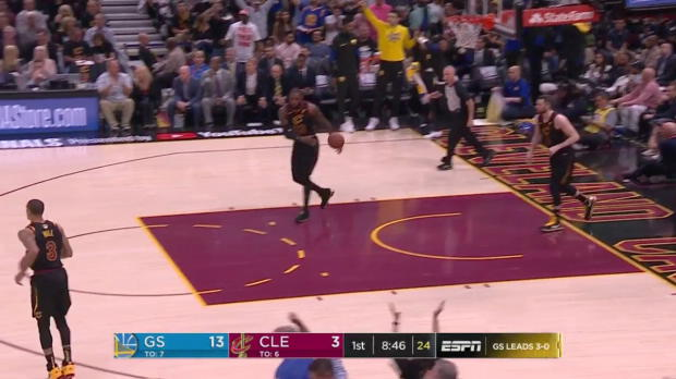 WSC: Stephen Curry with 7 3-pointers vs. Cleveland Cavaliers
