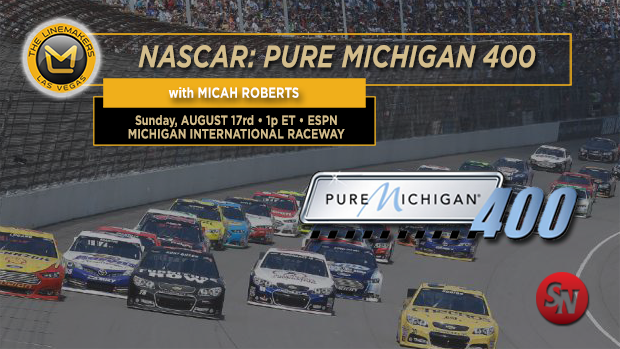 NASCAR Pure Michigan 400