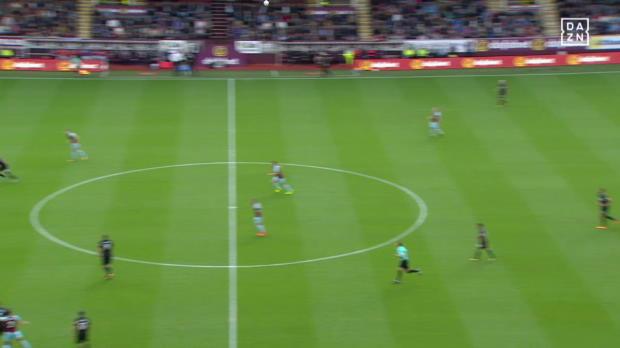 Burnley - West Ham