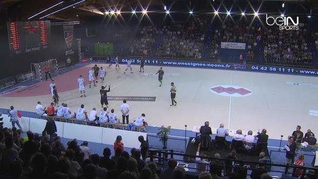 Hand - D1 : Istres 26-32 Montpellier