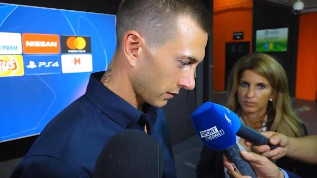 Bernardeschi: Ronaldo wollte mit Knall starten