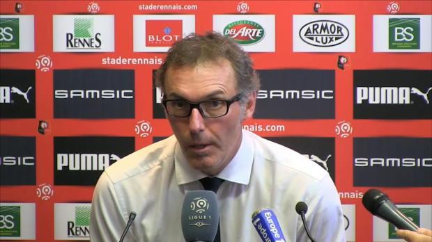 """Foot : PSG - Blanc : """"Seule une équipe joue !"""""""
