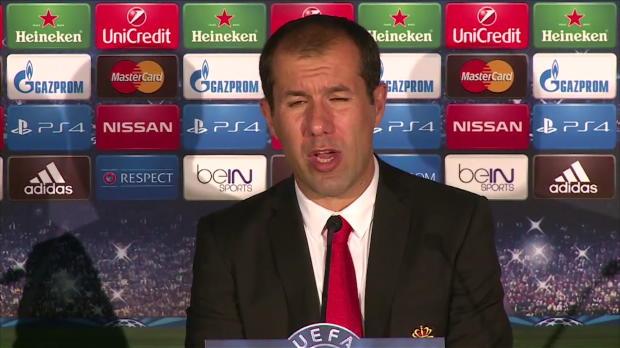 Leonardo Jardim a expliqué l'importance de la victoire remportée par Monaco mardi soir (1-0) contre Leverkusen en Ligue des Champions. Un succès qui va