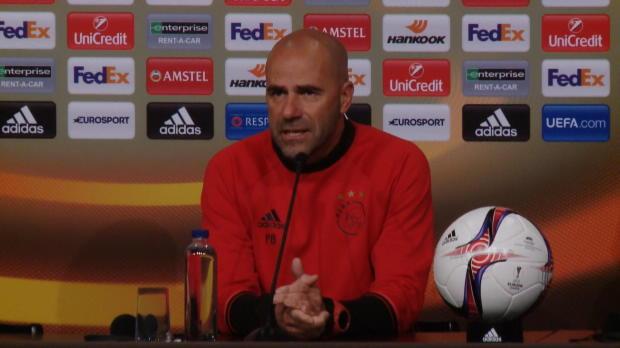 """Ajax-Coach vor Manchester: """"Alle in Schock"""""""