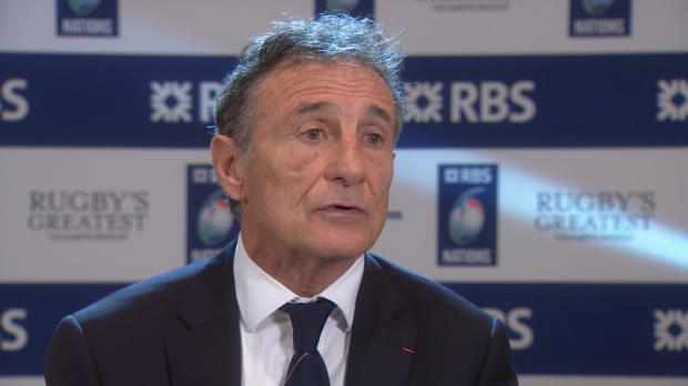 XV de France - Nov�s - 'Cr�er une relation forte avec les clubs'
