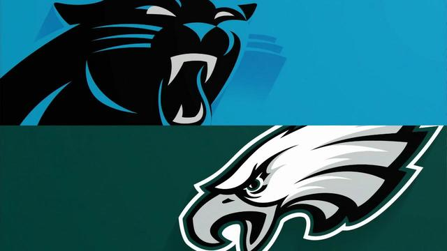 Picking winner of Panthers-Eagles in Week 7 | NFL GameDay Pick'Em