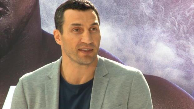 """Boxen: Klitschko: """"Am Ende Hände hochheben"""""""