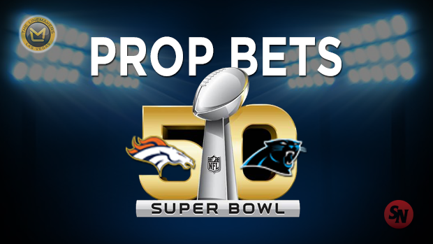 Super Bowl 50 Prop Bets