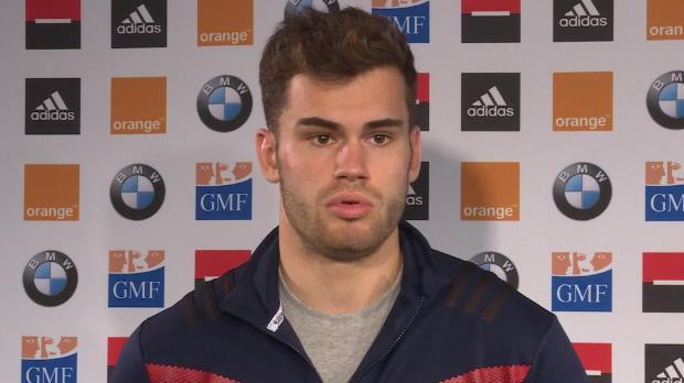 """Rugby : Mondial 2023 - Penaud - """"Ça va faire du bien au rugby français"""""""