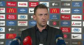 Western Sydney Rd20 press conference
