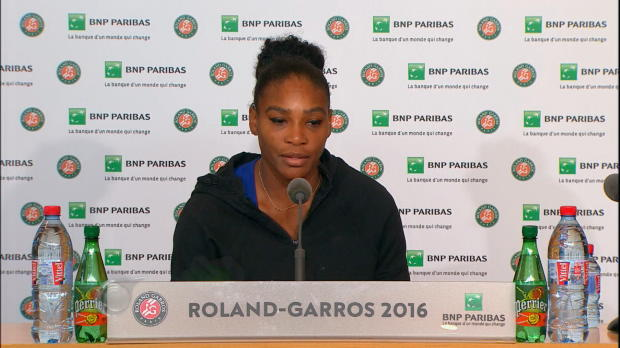 French Open: Williams jagt Graf-Rekord