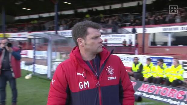 Dundee - Rangers