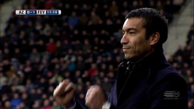 Spitzenreiter Feyenoord mit Viererpack-Gala