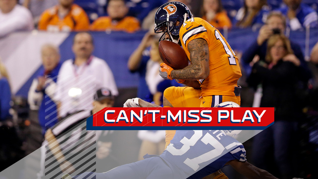 Can't-Miss Play: Denver Broncos wide receiver Cody Latimer fights off coverage for game-tying TD catch