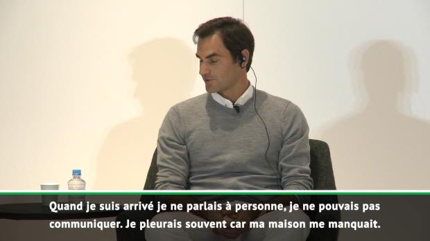 """Basket : Tokyo - Federer - """"Je pleurais souvent, ma maison me manquait"""""""