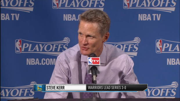 Warriors on Game 3 Victory