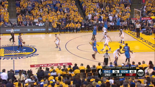 WSC: Russell Westbrook nets 31 points in loss to the Warriors