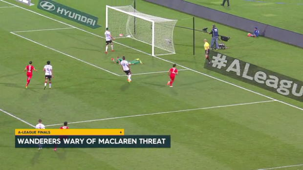 Wanderers turn focus to Maclaren