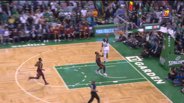 Dunk of the NIght: Terry Rozier
