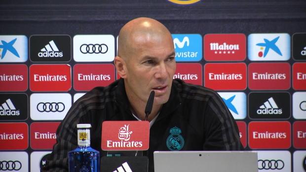 """Zidane: """"Werde nie ein Problem mit Real haben"""""""