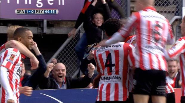 Pogba entscheidet Rotterdam-Derby schon früh