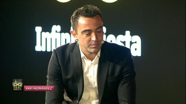 Xavi huldigt Iniesta: Ein Vorbild für alle