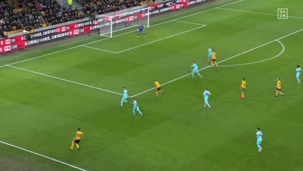 Premier League: Wolverhampton Wanderers - Newcastle United | DAZN Highlights