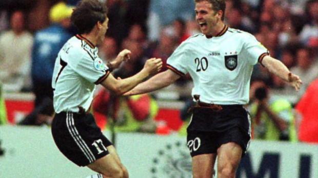EM 2016: 20 Jahre! Späße zu Bierhoff-Golden-Goal