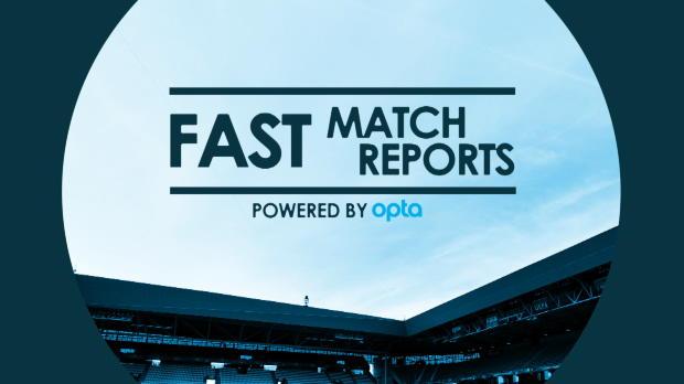 Fast Match Report: FCB-Siegesserie gerissen
