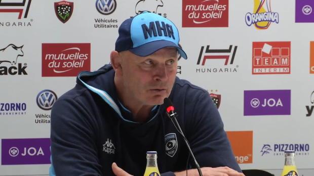 Top 14 - 24e j. : Cotter : ''La victoire de Toulon est logique''
