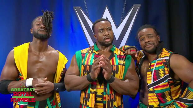 It's a New Day at the Greatest Royal Rumble