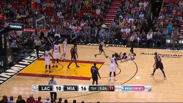 Highlights__Jamal_Crawford__20_points___vs__the_Heat