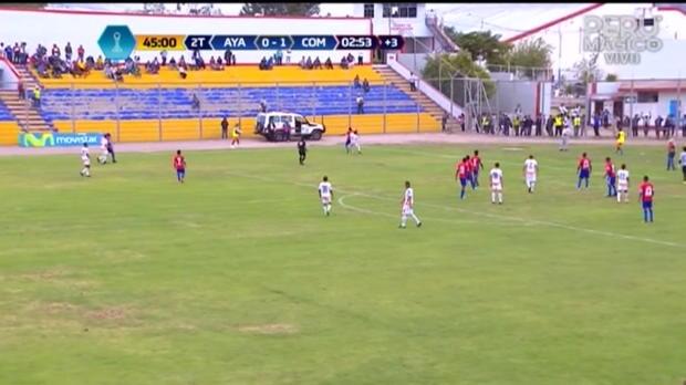Peru: Keeper tritt Elfer in letzter Sekunde