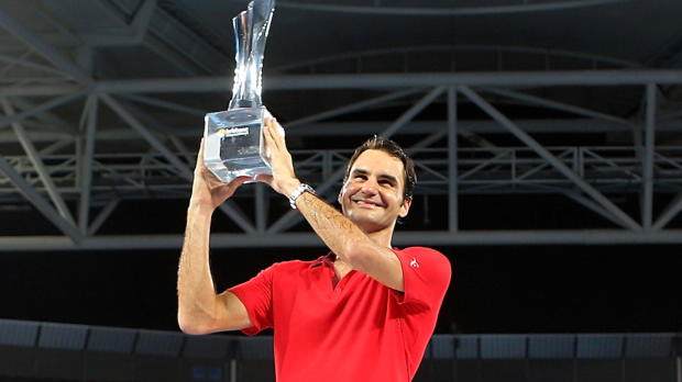 Australian Open: Federers Warten auf Nr. 18