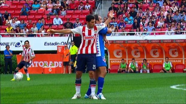 Foot : Mexique - Blanco sanctionné pour un tango