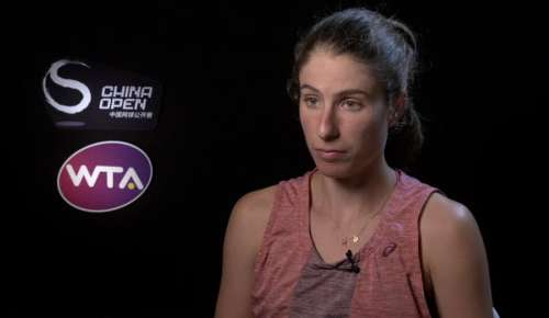Konta Interview: WTA Beijing QF