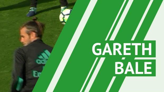 Reals Stürmerstar Gareth Bale im Profil